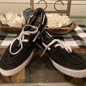 Men's Levi boat shoes